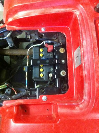 Neds blog entries from november 2014 the newly painted battery box went in this morning on kawie 2 along with the battery and the hold down bar asfbconference2016 Images